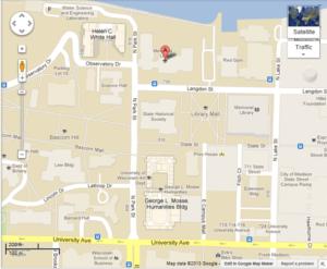 Google Image of Memorial Union